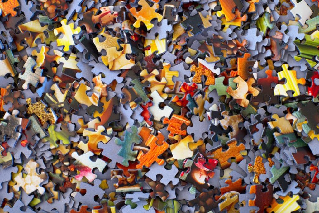 puzzle à faire personnalité